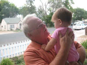 Granddaddy and Sarah